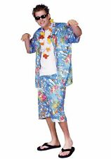 RG Costumes 80189 Hawaiian, Top And Shorts (Standard;One Size)