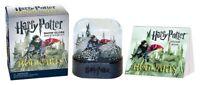 Schneekugel mit Stickerbuch Miniatur (Harry Potter) Neu