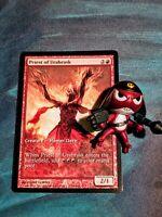 Priest of Urabrask ~ Full Art Game Day Promo ~ Magic The Gathering ~ MTG 🦞