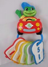 LeapFrog Baby Frog in Car Numbers Counting Toy