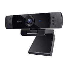 1080p Full HD 30FPS Webcam USB2.0 3.0 mit Mikrofon Webkamera für Laptop PC AUKEY