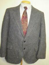 Harris Tweed Hip Length Wool Coats & Jackets for Men