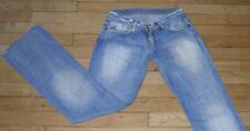 KAPORAL  Jeans pour Femme W 27 - L 32 Taille Fr 35 FRIPPE  (Réf # D002)