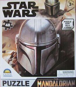Star Wars Mandalorian 48 piece puzzle