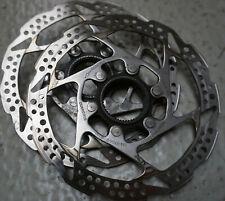 A020-165: 2 Bremsscheiben Shimano Centerlock 160 mm