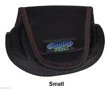 Jigging World Small Spinning Reel Pouch Cover Daiwa Ballistic 2000  reels new!