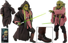 SIDESHOW STAR WARS KIT FISTO / ORDER OF THE JEDI / SIXTH SCALE
