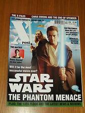 XPOSE #34 BRITISH MAGAZINE VISUAL IMAGINATION MAY 1999 STAR WARS PHANTOM MENACE