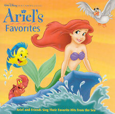 The Little Mermaid: Ariel & Friends Sing Their Favorite Hit From the Sea CD 1998