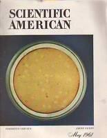 1961 Scientific American May-Planet Temps;Arctic;Dynamo