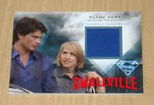 Cryptozoi Smallville wardrobe costume CLARK KENT BLUE Dress Shirt Tom Welling M7