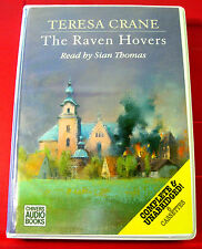 Teresa Crane The Raven Hovers 6-Tape UNAB.Audio Sian Thomas Second World War 2