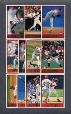1997 Topps CLEVELAND INDIANS Team Set (23) Cards