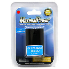 New Battery for Olympus BLS-1 Evolt E-600 E-620 E-P1 E-PL1 E-PM1 E-P2 E-P3 E-PL3