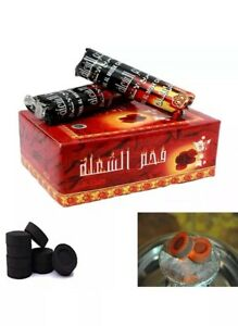 Shisha Charcoal Discs Tablet Rolls For Hookah /Burner/Bakhoor Insence /Nkhla