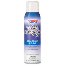 Dymon Clear Reflections Mirror & Glass Cleaner 20oz Aerosol 12/Carton 38520