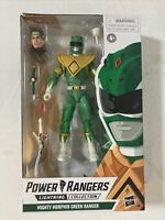 💥NEW Mighty Morphin Power GREEN Ranger⚡️Lightning Collection Tommy Oliver + FS!