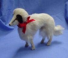 antique fur BORZOI KESTNER BRU salon dog French fashion doll companion Germany 7