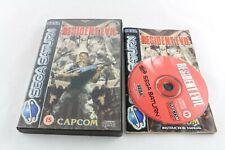 Sega Saturn Resident Evil Video Game Pal