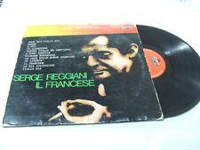 Serge Reggiani – Il Francese - Disco Vinile 33 Giri LP Album Stampa ITALIA