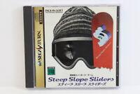 Steep Slope Sliders SEGA Saturn SS Japan Import US Seller G7641