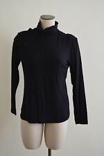 Gran Sasso Sweater M 50 Pullover Polo  WOOL Blend CICLISTA Italy $185