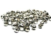 Jingle Bells Pack Of 70 Pcs 10mm & 15mm Assorted Charms Craft