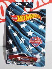 Hot Wheels Wal-Mart Stars & Stripes Series 1 / 10 '70 Ford Torino