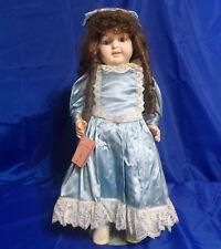 "FRANCINE CEE Porcelain Doll ""Tina"" Mold 126/50 Francine's World - Simon & Halbig"