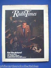 Radio Times - Peter Watson  3rd March 1984