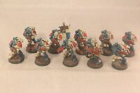 Warhammer Space Marine Tactical Marines Well Painted
