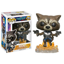 Guardians of the Galaxy: Vol. 2 - Rocket Raccoon Flying Pop! Vinyl Figure Funko