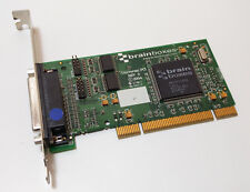 Brainboxes UC-47501B DUAL RS-232 Breakout intestazione Seriale & Parallelo Scheda PCI