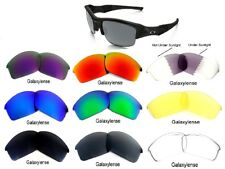 e21cefcbe7f Galaxy Replacement Lens For Oakley Flak Jacket Sunglasses 9 Color SPECIAL  OFFER!