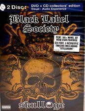Black Label Society - Skullage DVD & CD COLLECTORS EDITION ,LIVE CONCERT,ROCK!!
