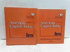 The world of English [His American English today ; 10]