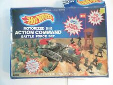 Hot Wheels Action Command Battle Force Set