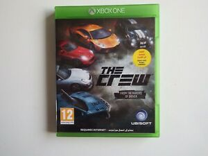 The Crew for Xbox One in NEAR MINT condition (Disc MINT)