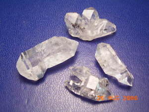 Twin Herkimer Diamond Crystal Pakistan Quartz Gemstone Specimen Best Quality 1pc