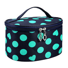 Fashion Design Popular Dot Series Portable & Multi Functional Bag Cosmetic Bag