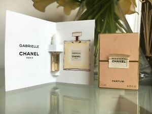 Chanel Allure & Gabrielle Eau De Parfum 7.5ml Mini / Sample