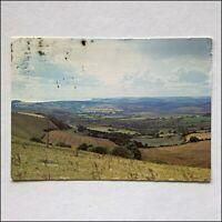 From Eggardon to the Sea 1991 Postcard (P432)