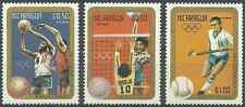Timbres Sports JO Nicaragua 1342/4 ** lot 9036