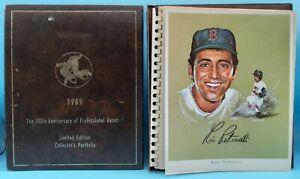 Atlantic Richfield 1969 Limited Edition Boston Red Sox Collector's Portfolio