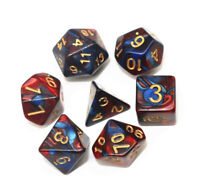 HD DICE DND RPG Polyhedral Game Dice Set for Dungeons and Dragons D and D MTG