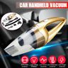 120W 3000pa Car Vacuum Cleaner Rechargeable Cordless Handheld Home Wet & Dry Vac