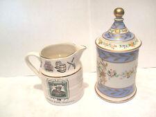Lord Nelson Ware Pottery Mugs