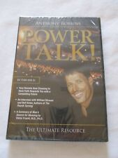 Anthony Robbins Power Talk! The Ultimate Resource New Sealed