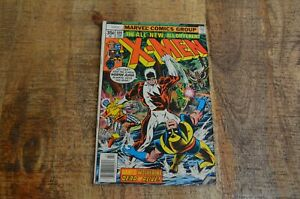 X-Men #109 Marvel Comic Book February 1978 Weapon Alpha First Appearance VG- 4.0