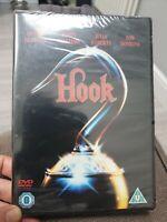 Hook - 1992 Peter Pan Fantasy Adventure - Robin Williams DVD NEW & SEALED